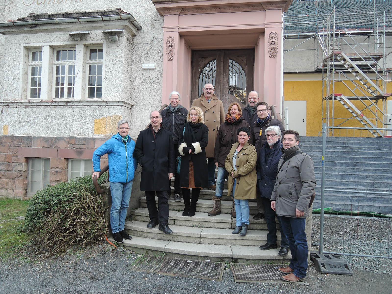 aHa Besuch Martina Feldmayer(MdL) 26.02.2016