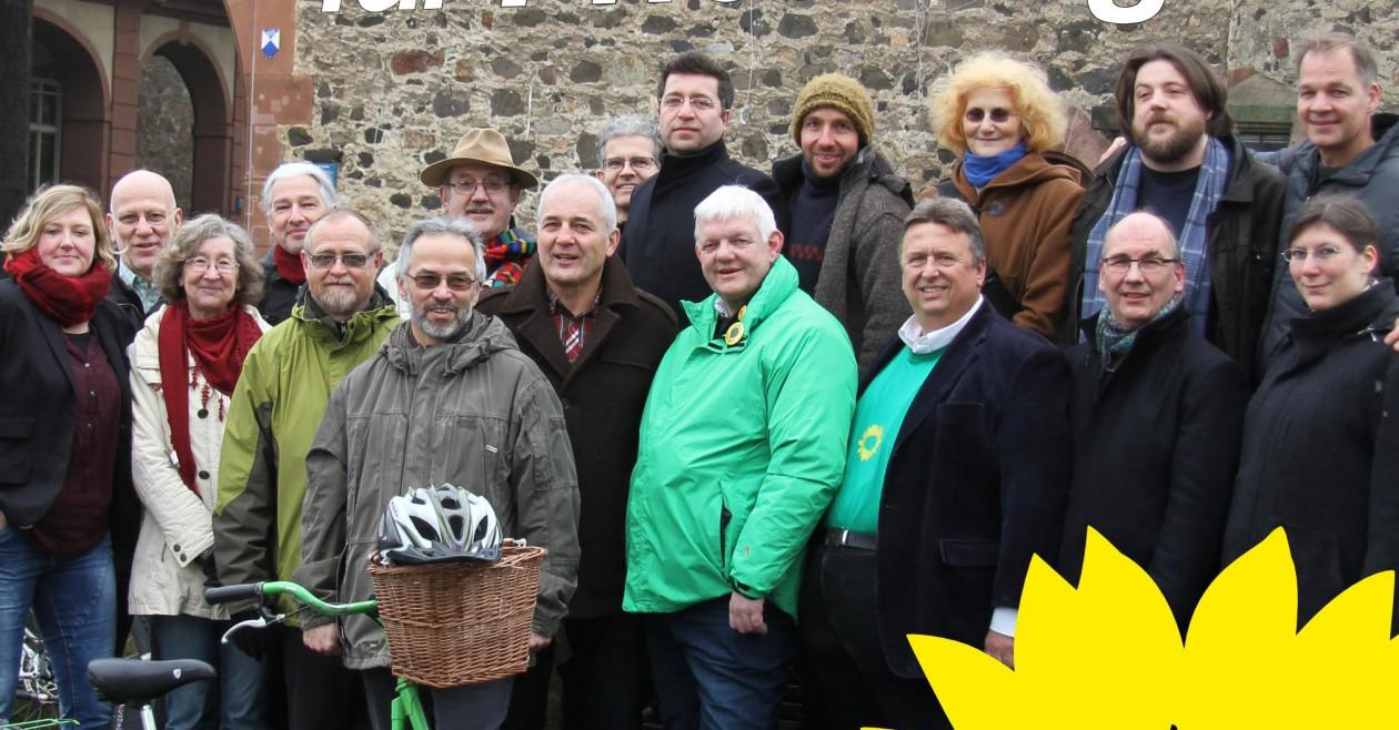 Bündnis 90 / Die Grünen Friedberg (Hessen)
